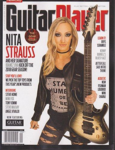 Guitar Player Magazine - Guitar Player Magazine April 2018