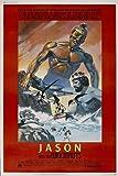 Jason and the Argonauts Poster Movie B 27 x 40 In - 69cm x 102cm Todd Armstrong Nancy Kovack Gary Raymond Laurence Naismith Nigel Green Michael Gwynn