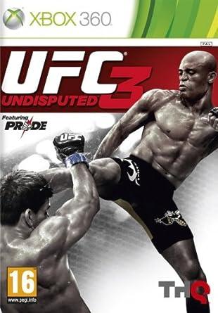 THQ UFC Undisputed 3, Xbox 360 - Juego (Xbox 360): Amazon.es ...