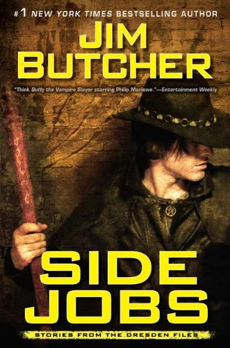 Side Jobs: Stories from the Dresden Files (Butcher Shop Ideas)