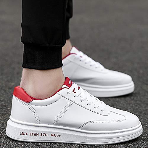 Uomo Da Scarpe Del Versione Nuovo Coreana Shoes Trend Autunno w8R1qzP