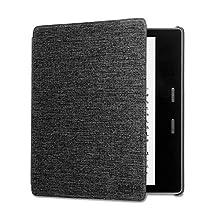 Funda Amazon de tela que protege del agua para Kindle Oasis , negro antracita — únicamente compatible con el modelo de la 9.ª generación (modeli de 2017) y 10.ª generación (modelo de 2019)