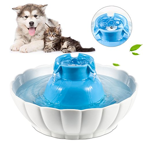 circulating water dish for cats - 5