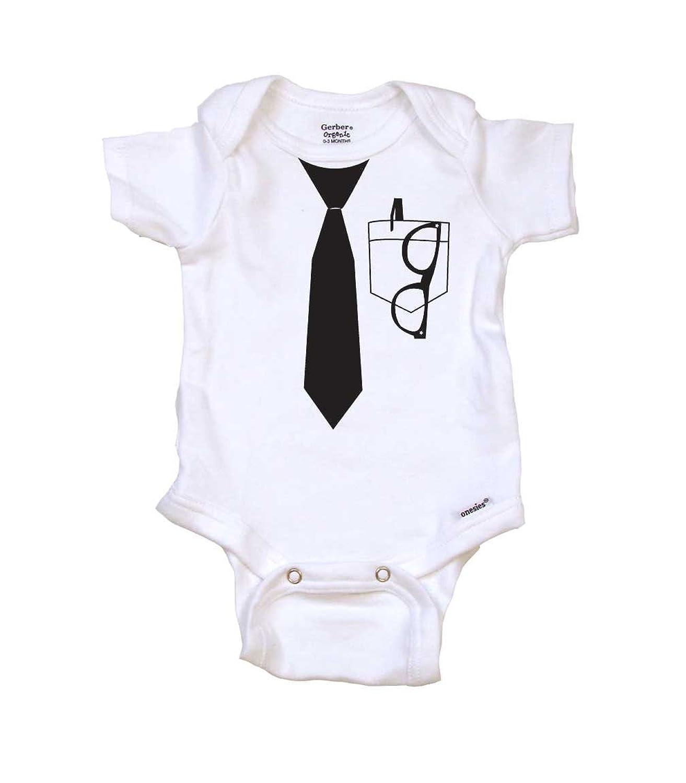 Amazon Nerd O Rama Geeky Baby Clothes esie Bodysuit Top