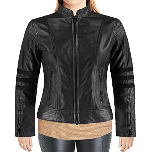 Fashion Larga Manga First Chaqueta para negro Mujer rT4rSwAq