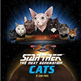 img - for Star Trek: The Next Generation Cats book / textbook / text book