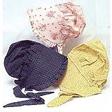 Bonnet Medium 100%Cotton