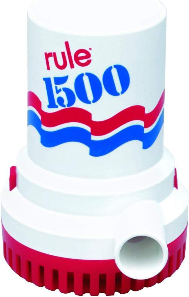 Rule Marine Bilge Pumps