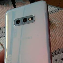 Amazon Samsung Galaxy S10e Sm G970f Ds Dual Sim 128gb 6gb Ram 5 8 Lte Simフリー スマートフォン グローバル版 Prism White プリズムホワイト スマートフォン本体 通販