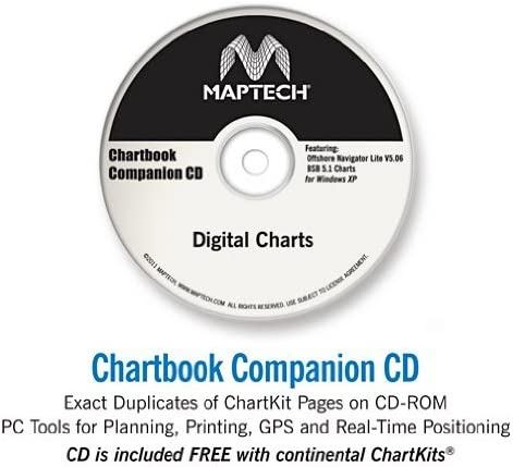 ChartKit New York to Nantucket and Cape May New Jersey 15th Ed Region 3 R03-15