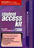 WebCt Student Access Kit for Diversity amid Globalization : World Regions, Environment, Development, Rowntree, Lester and Lewis, Martin, 0321571762