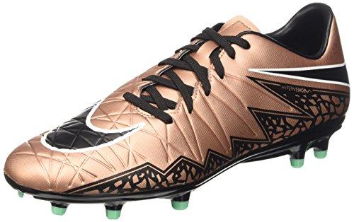 Hypervenom Glw Mtlc white Nike Uomo Blk Brnz da Fg Rd Phelon Scarpe grn Allenamento II Calcio dwwqTaxR