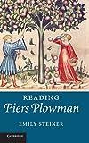Reading Piers Plowman, Steiner, Emily, 0521868203