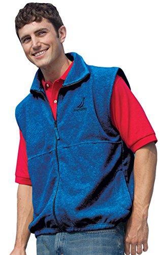 Zip Microfleece Vest - 7