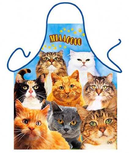 Cats Apron,One Size ()