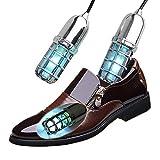 UV Shoe Sanitizer Sterilizer - 99.9% Sterilization through Ultraviolet Light and Ozone Sterilization