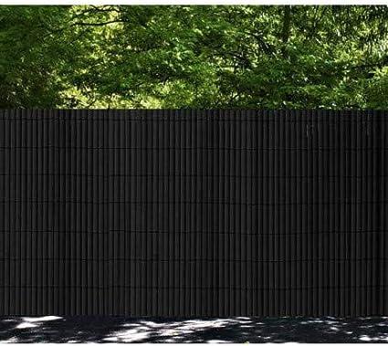 Atout Loisir Canisse en PVC Blanc Long 15 m 90/% doccultation Hauteur 1.80 m