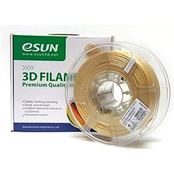 Amazon Com Esun 1 75mm Natural Wood Filament 0 5kg 1 1lb