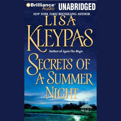 Secrets of a Summer Night: The Wallflowers, Book 1