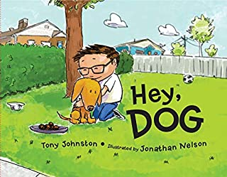 Book Cover: Hey, Dog