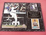Rockies Todd Helton 2 Card Collector Plaque w/8x10 Photo