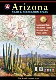 Arizona Road and Recreation Atlas, Benchmark Maps, 0929591976