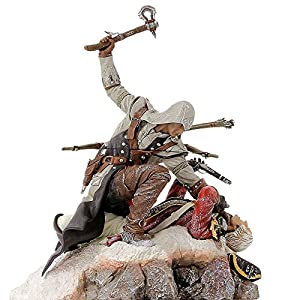 Assassin's Creed AC III: Connor - The Last Breath Statue - 51Pl0vHO7PL - Assassin's Creed AC III: Connor – The Last Breath Statue