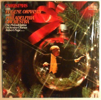 Christmas with Eugene Ormandy and the Philadelphia Orchestra and ...
