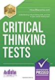 Critical Thinking Tests: Understanding Critical Thinking Skills, And How To Pass Critical Thinking Tests