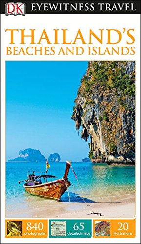 DK Eyewitness Travel Guide Thailand's Beaches and Islands
