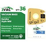 36 Eureka MM Vacuum Bags [Kitchen]