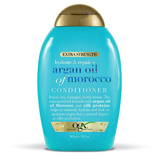 OGX Extra Strength Hydrate & Repair + Argan Oil of Morocco Conditioner, 13 Ounce