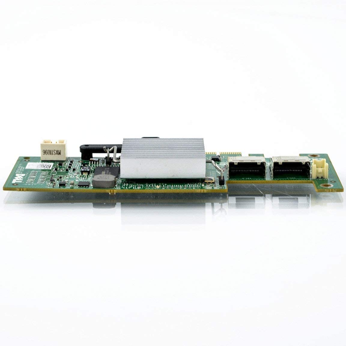 Renewed Dell Perc H200 Integrated Sas Pci-e 2.0 Raid Controller for Dell Servers H215j