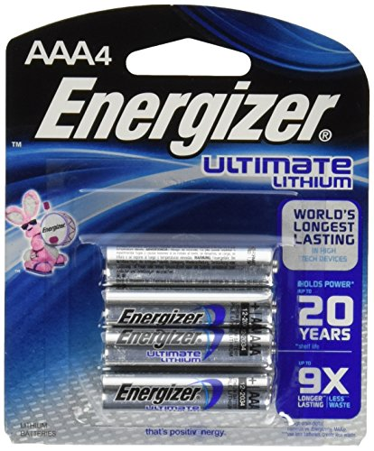 ENERGIZER L92 ULTIMATE LITHIUM CARD