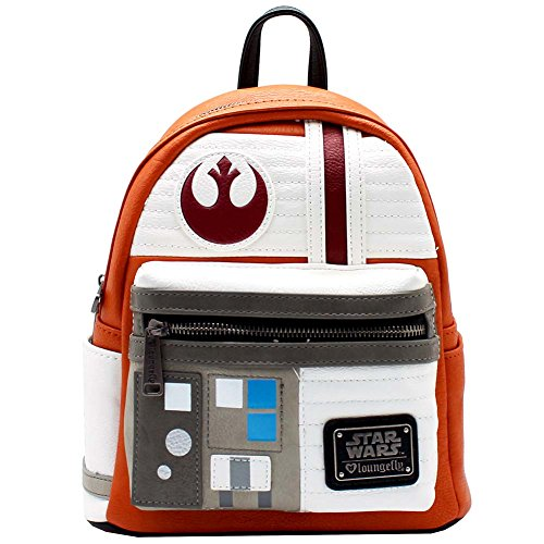 Loungefly X Star Wars Rebel Cosplay Mini Backpack (Darth Vader Purse)