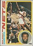 1978 Topps Howard Porter Nets Basketball Card #28 offers