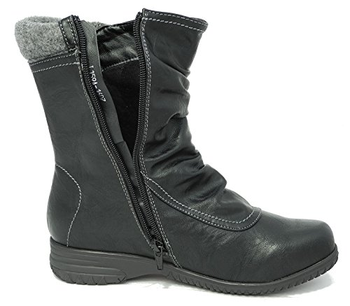 Cats Botas para negro mujer Eyes negro rrSqw5
