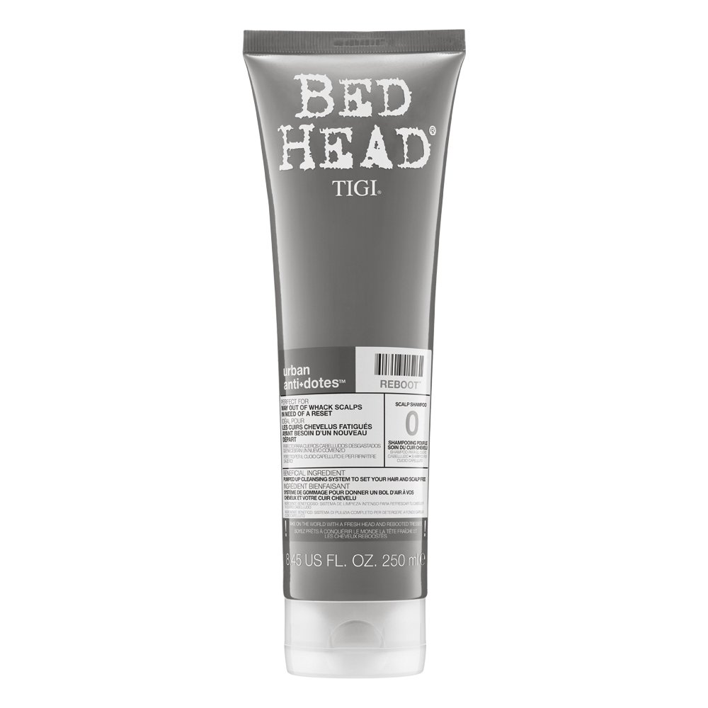 Bed Head Urban Antidotes Reboot Scalp Shampoo 250 ml Tigi 9102 615908424218_-250ml