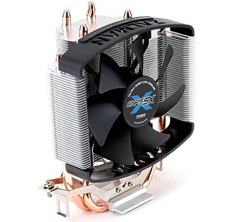 Zalman CNPS5X Performa - Ventilador de CPU (2800 RPM, 32 dB, diámetro del Ventilador: 92 mm), Negro: Amazon.es ...