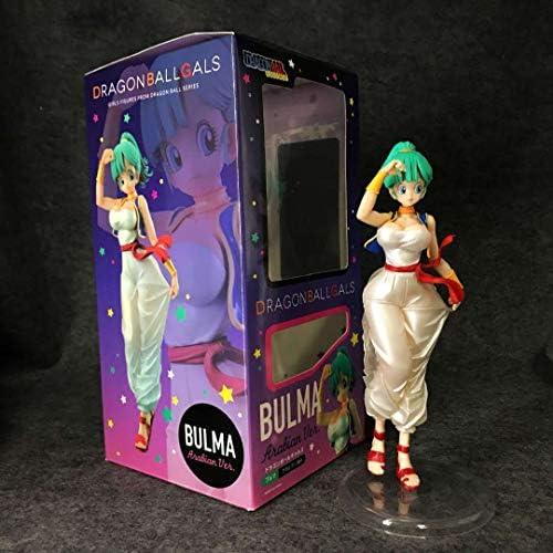 Dragon Ball Super Bulma Ace Anime Decoración Niño Juguete Muñeca ...