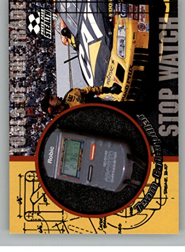 1999 Press Pass Stealth #49 Caterpillar Stop Watch TT NM-MT