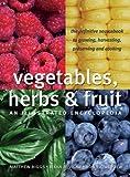 Vegetables, Herbs and Fruit, Matthew Biggs and Bob Flowerdew, 1554071267