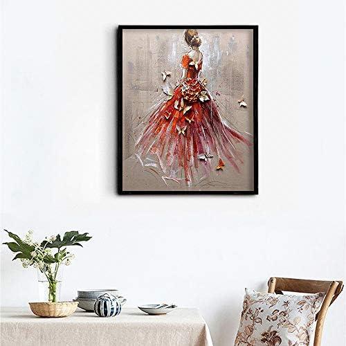 Gr/èce Grecque sans Cadres travaux de Peinture /à lhuile de Bricolage pour Adultes WJGJ Kits de Peinture par num/éro Enfants d/ébutants