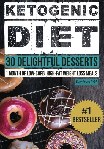 Ketogenic Diet Delightful Desserts Weight product image