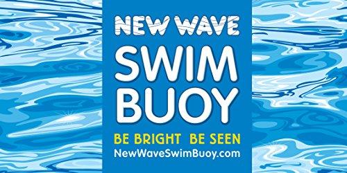 New Wave Swim Towel Beach Blanket (Blue)