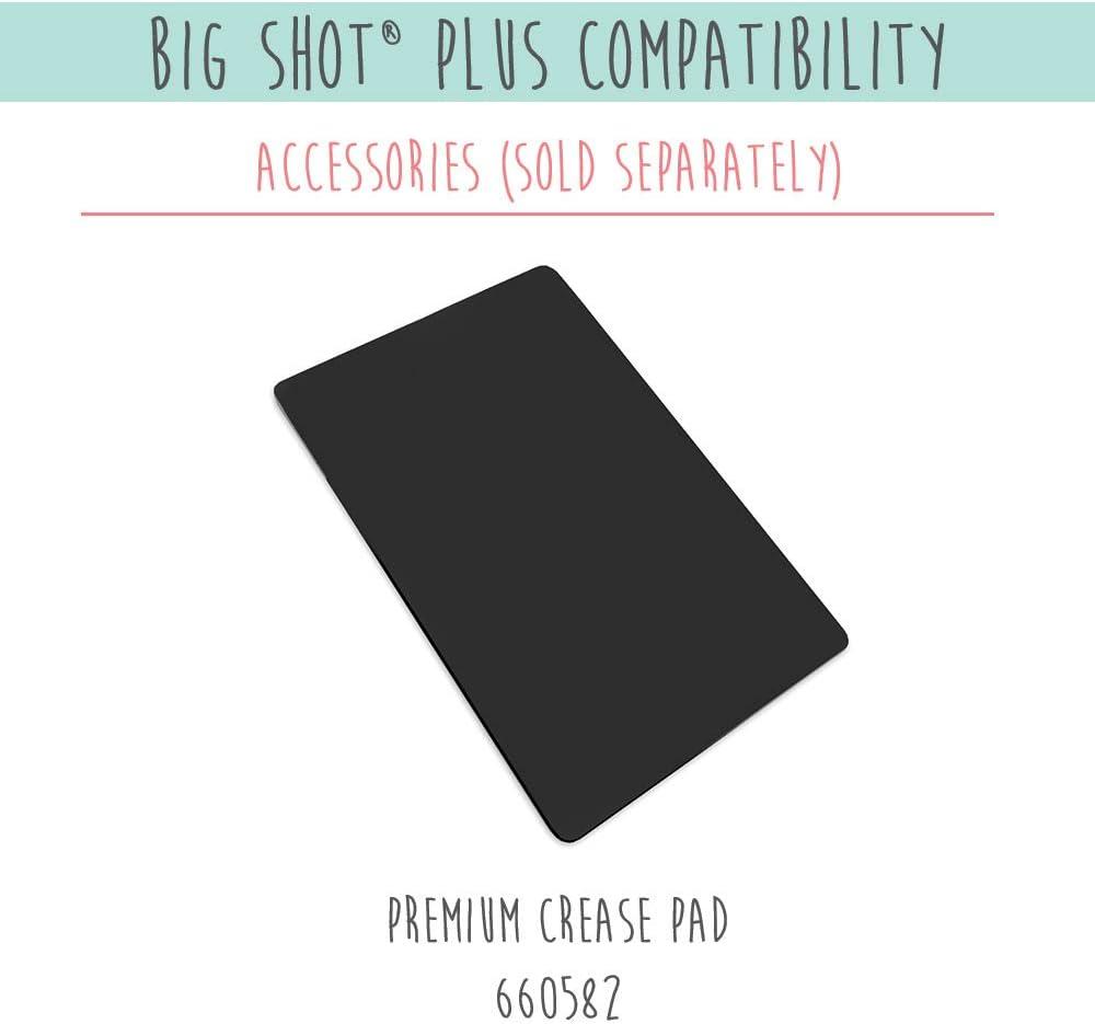Scrapbooking Opening 9 in Sizzix Big Shot Plus 660340 Manual Die ...
