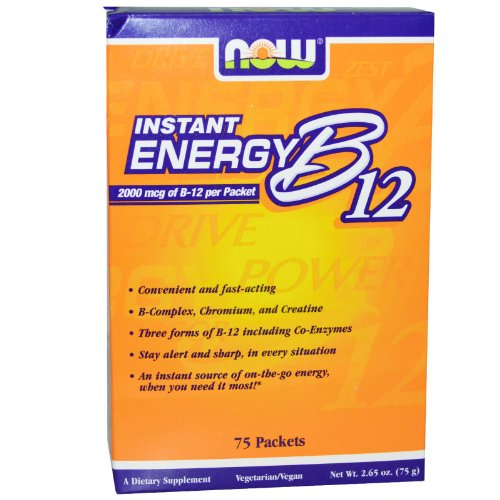 NOW Foods INSTANT ENERGY PACKETS
