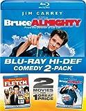 Fletch & Bruce Almighty [Blu-ray] [Import]
