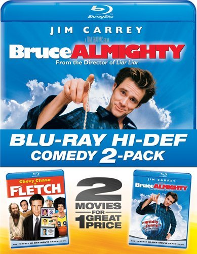 Fletch / Bruce Almighty Blu-ray Value Pack