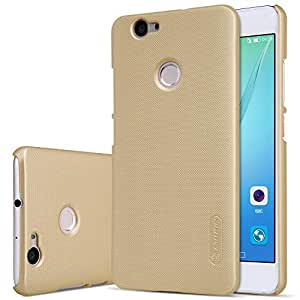 HUAWEI Nova Nillkin Super Frosted Shield Back Case [Gold Color]